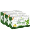 Neuherbs Instant Green Coffee Premix with Lemon - Pack of 3,  25 sachets/pack