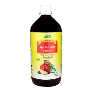 Dr. Patkar's Apple Cider Vinegar,  0.5 L  Unflavoured