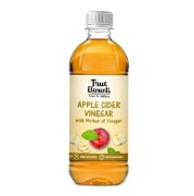 2 - True Elements Apple Cider Vinegar,  0.5 L  Unflavoured