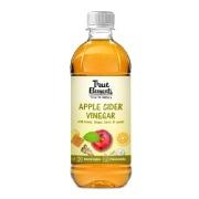 3 - True Elements Apple Cider Vinegar,  0.5 L  Lemon, Ginger, Honey & Garlic