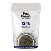 2 - True Elements Chia Raw Seeds,  0.500 kg  Unflavoured