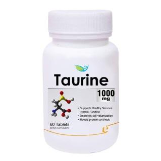 Biotrex Taurine (1000 mg),  60 tablet(s)