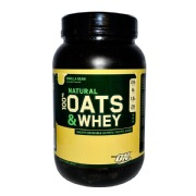 ON Natural 100% Oats & Whey,  Vanilla Bean  3 Lb