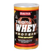 Matrix Nutrition 100% Whey Protein,  1.1 lb  Chocolate