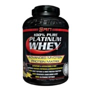 SAN 100% Pure Platinum Whey,  10.2 lb  Chocolate