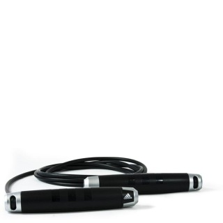 Adidas Skipping Rope,  Black