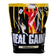 Universal Nutrition Real Gains,  6.85 lb  Vanilla Ice Cream