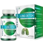 HealthKart Lung Detox, 90 capsules