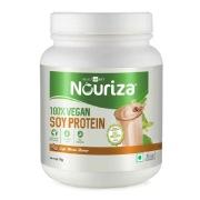 Nouriza 100% Soy Protein, 2.2 lb Cafe Mocha