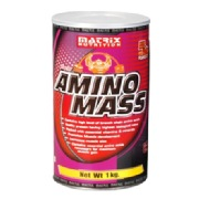 Matrix Nutrition Xtreme Amino Mass,  2.2 lb  Unflavoured
