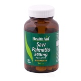 HealthAid Saw Palmetto (265 mg),  30 tablet(s)
