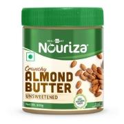 Nouriza Almond Butter, Crunchy 0.2 kg