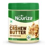 Nouriza Cashew Butter, Crunchy 0.5 kg