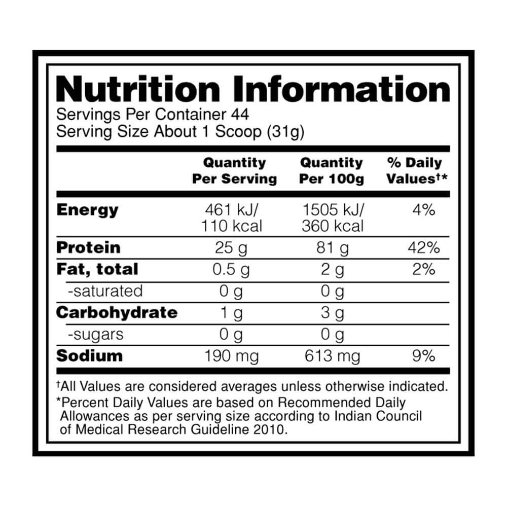 3ed5cf6fa Supplement - ON (Optimum Nutrition) Gold Standard 100% Isolate