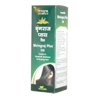 Tansukh Bhringraj Plus Oil,  0.2 ml