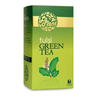 Laplant Tulsi Green Tea,  25 Piece(s)/Pack  Tulsi