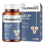 TrueBasics UC II Collagen for joint comfort & flexibility,  30 capsules