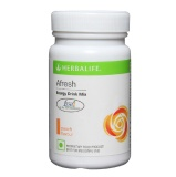 Herbalife Afresh Energy Drink Mix Peach,  50 G
