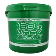 Scitec Nutrition 100% Whey Isolate,  8.8 lb  Chocolate AF
