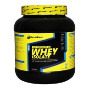 MuscleBlaze Whey Isolate,  2.2 lb  Chocolate