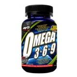 MVP Biotech Omega 3-6-9,  Unflavor  90 Softgels