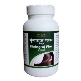 Tansukh Bhringraj Plus,  60 capsules