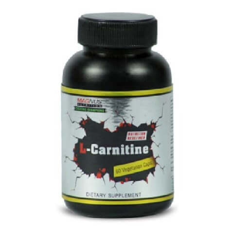 Magnus Nutrition L Carnitine,  60 capsules  Unflavoured