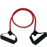 B Fit USA Soft Expander,  Red & Black  Free Size