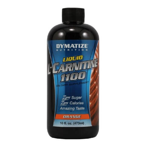 Dymatize Actyl L-Carnitine Liquid,  0.473 L  Orange